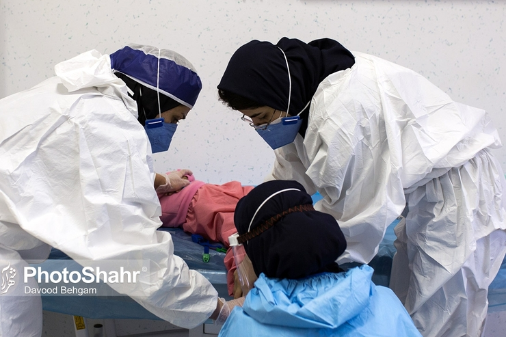 آمار کرونا در ایران ۷ اسفند | فوت ۹۴ بیمار کرونایی