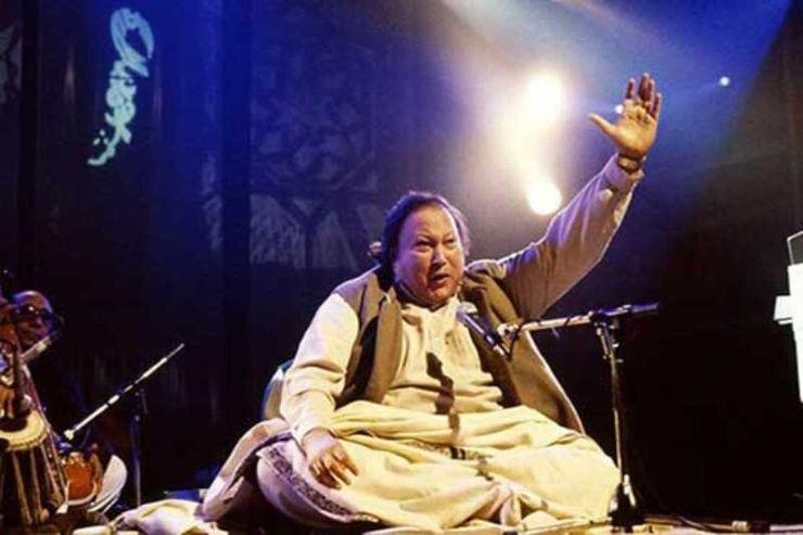 نصرت فتحعلی خان و قوالیهای او در مدح حضرت علی(ع) + صوت