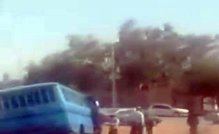حمله مسلحانه به خودروی زندانیان در میناب هرمزگان+فیلم | شهرآرانیوز