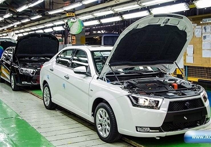 قیمت جدید ۸ محصول ایران خودرو اعلام شد/دنا ۸۲ و پارس اتومات ۱۰۵ میلیون تومان