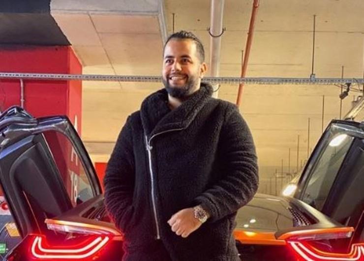 میلاد حاتمی، مدیر سایتهای شرط بندی دستگیر شد+فیلم و عکس