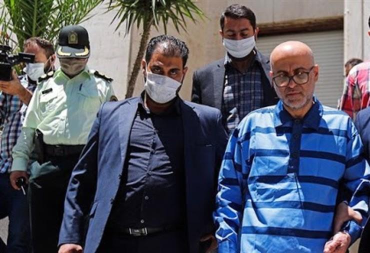 مصطفی نیاز آذری در پرونده اکبر طبری کیست؟ +عکس | شهرآرانیوز