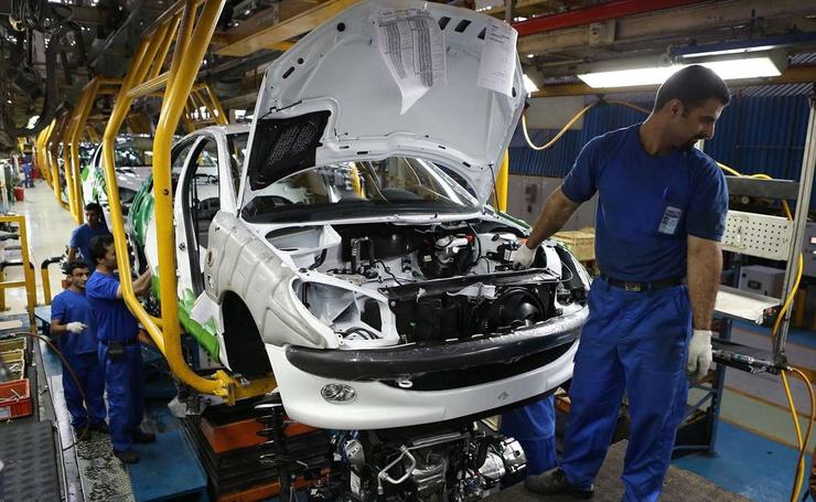 تولید ۱۰۱ هزار دستگاه خودرو در ۲ ماهه اول امسال
