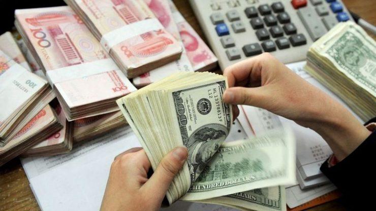 ثبات نرخ دلار و ارز/ نرخ خرید دلار ۱۶ هزار و ۹۵۰ تومان و نرخ فروش ۱۷ هزار و ۵۰ تومان
