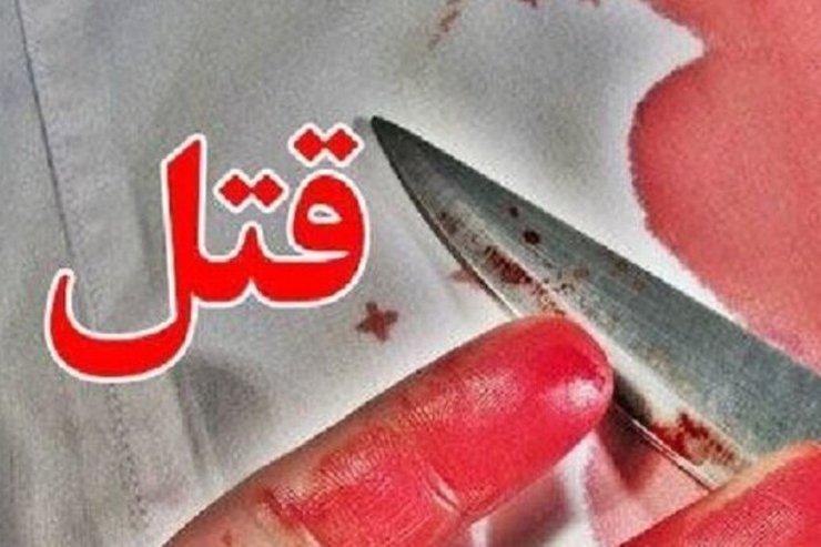 پسر ۸ ساله بردارش را با چاقو کشت