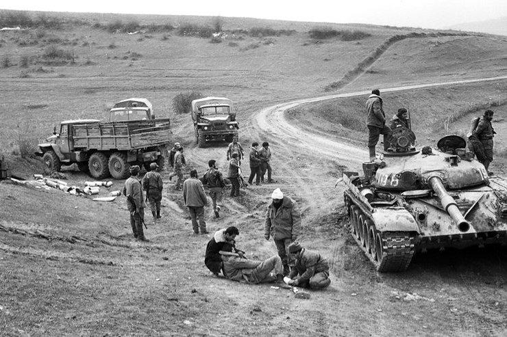 علت جنگهای آذربایجان و ارمنستان چیست؟