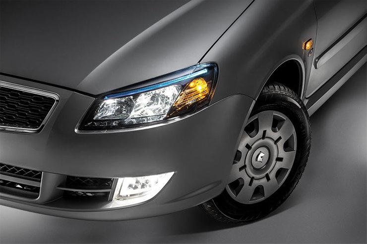 ایران خودرو مشخصات فنی رانا پلاس را منتشر کرد