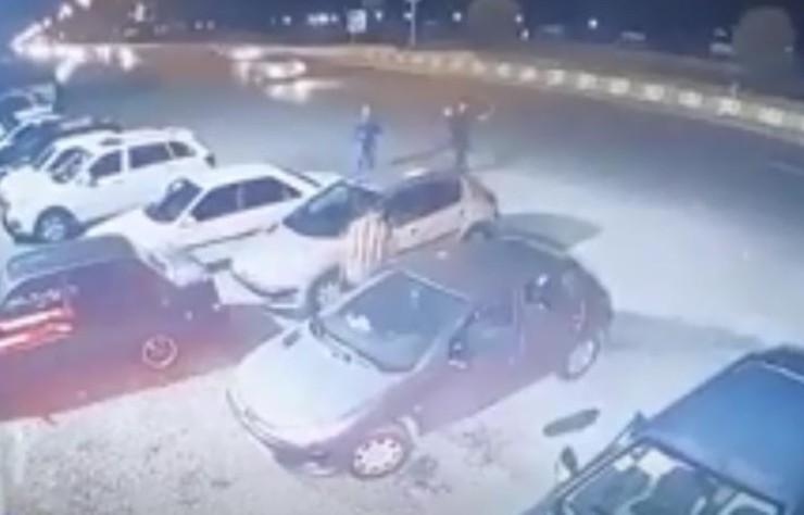 حمله اراذل و اوباش به رستورانی در سرخرود مازندران + فیلم