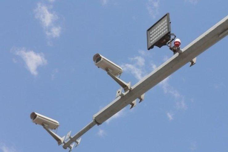 سارق دوربینهای کنترل سرعت جاده اردبیل - سرچم دستگیر شد