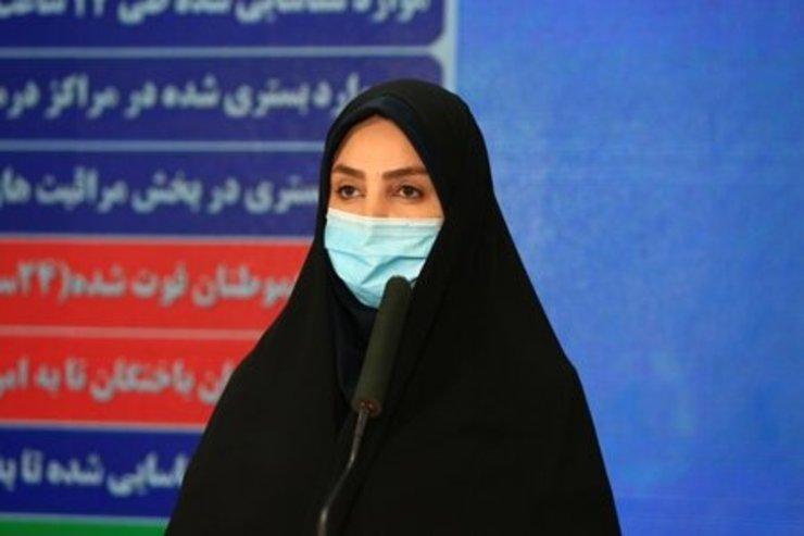 آمار کرونا در ایران تا ۲۴ مرداد | ۱۶۹ نفر دیگر جان باختند