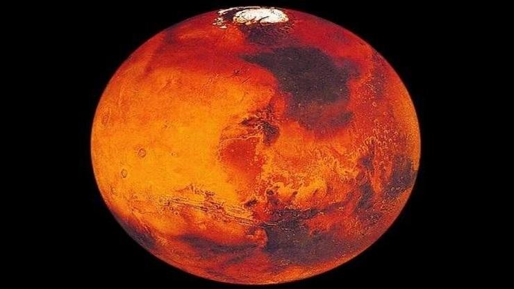 تصاویر شگفت انگیز ناسا از سیاره سرخ