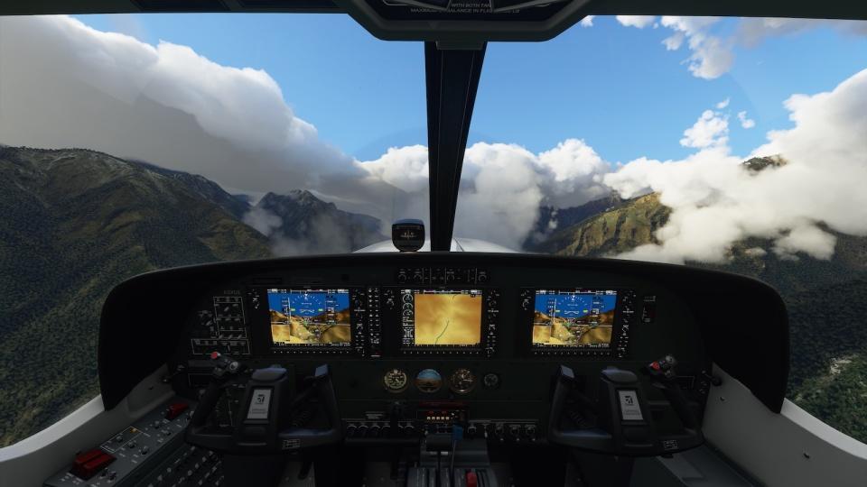 با آخرین نسخه از شبیهساز پرواز مایکروسافت به تمام دنیا پرواز کنید