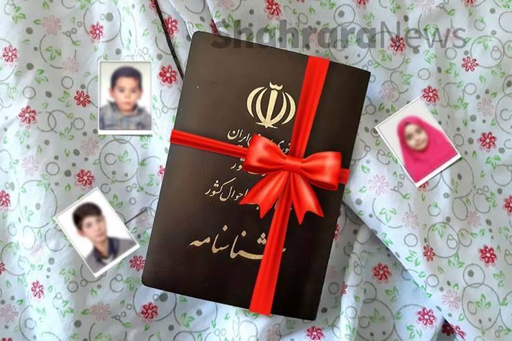 اجتماعی/ ۲۷ شناسنامه ایرانی برای فرزندان حاصل از مادران ایرانی و پدران خارجی در مشهد صادر شد