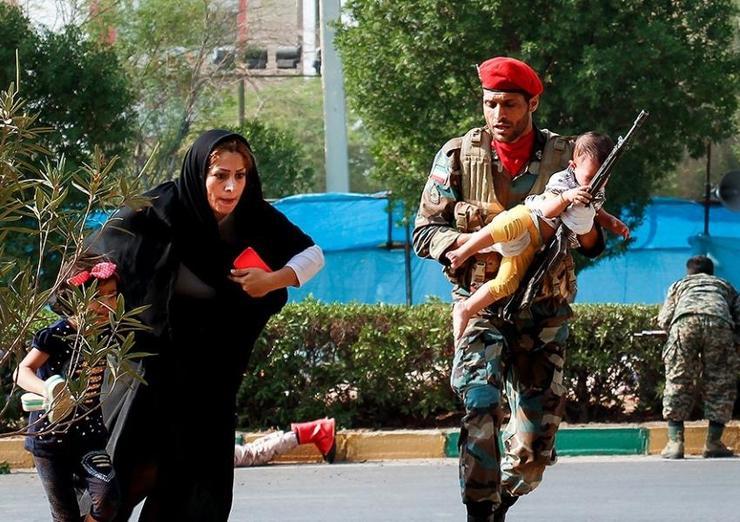 حکم بدوی پرونده حادثه تروریستی رژه اهواز صادر شد + فیلم منتشرنشده از رژه خونین ۳۱ شهریور ۹۷ اهواز