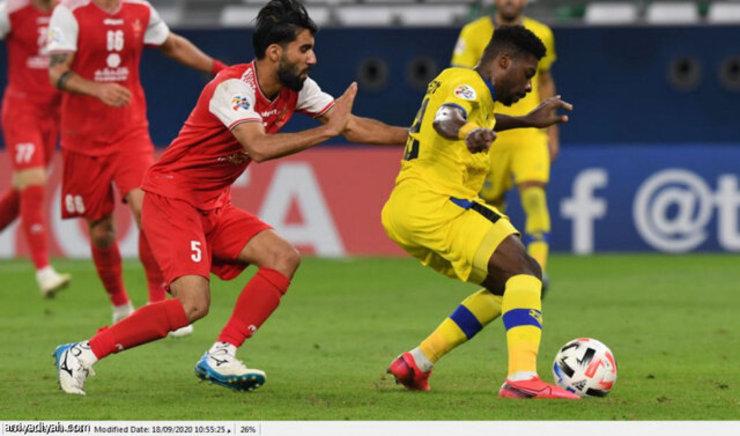 ساعت آخرین دیدار پرسپولیس در دور گروهی لیگ قهرمانان آسیا