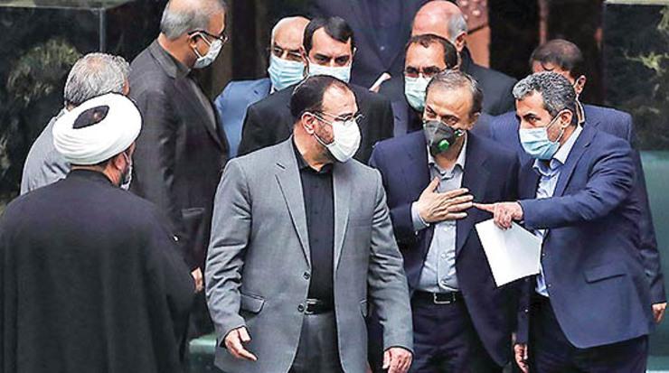 رزم حسینی، وزیر صمت شد