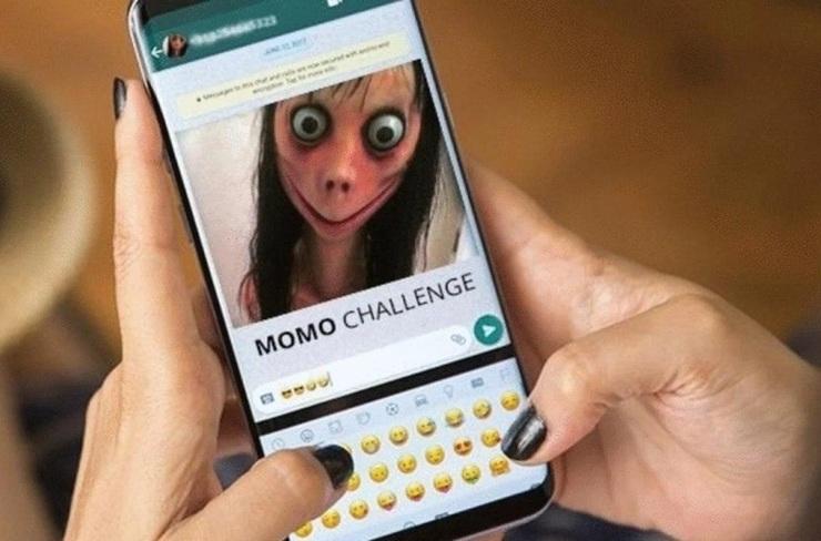 آنچه باید درباره «مومو» و چالش خطرناکش بدانید