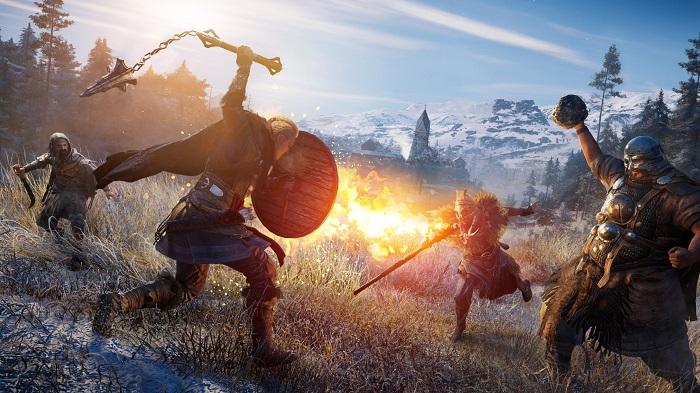 نگاهی به آخرین نسخه مجموعه Assassin's Creed | اسسـینز در قلمرو وایکینگها