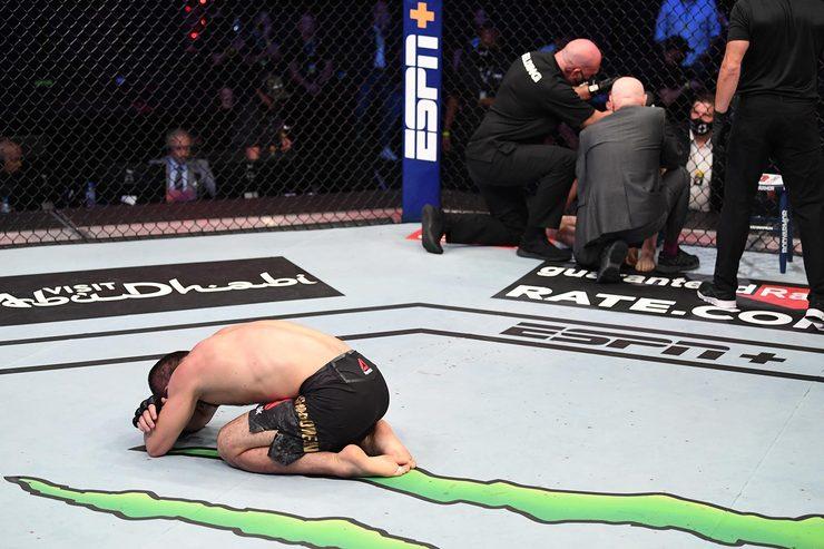 خداحافظی نورماگومدوف از دنیای UFC| ستاره داغستان که بود؟