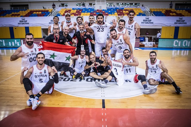 باخت بسکتبال ایران به سرمربی سوریه|ما هیچ، ما نگاه!