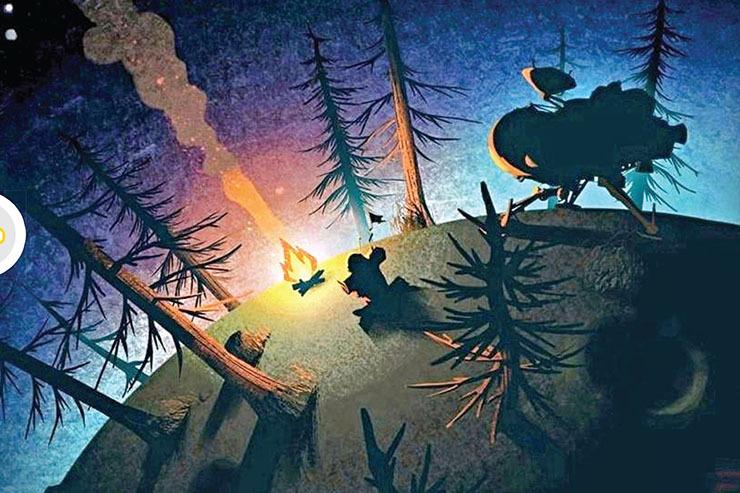 نگاهی به بازی Outer Wilds | به دنبال کشف اسرار دنیا در چرخههای زمانی تکراری