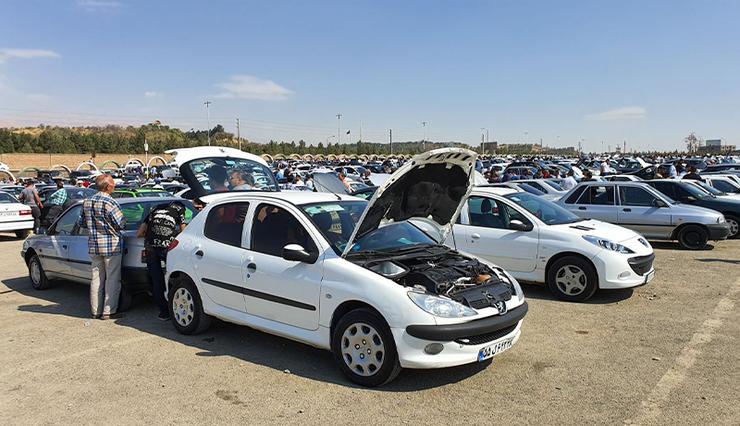روند کاهشی قیمت خودرو ادامه دارد | پراید ۹۵ میلیون تومان شد