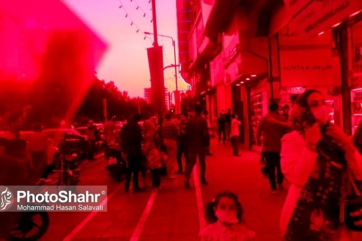 محدودیتهای کرونایی در شهرهای قرمز یکهفته تمدید شد + فیلم