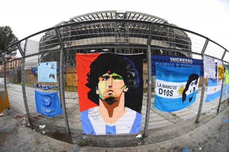تغییر نام استادیوم سنپائولو به اسم مارادونا
