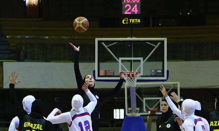تیم بسکتبال بانوان قزوین بهدنبال جذب یک بازیکن خارجی