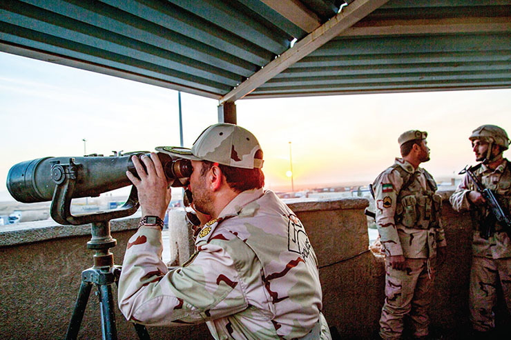 فرمانده مرزبانی خراسان رضوی: دستگیری ۳۲ هزار متجاوز مرزی در ۲۷۰ روز