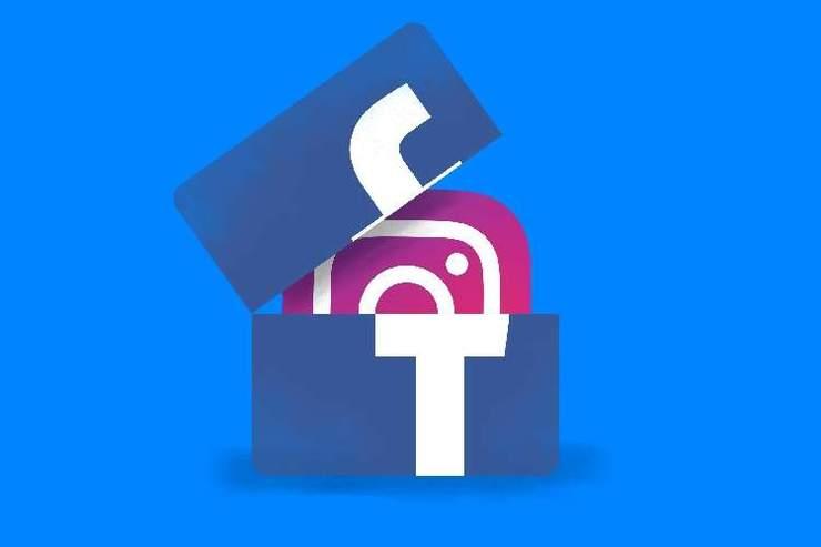 چگونه اتصال حساب کاربری اینستاگرام را از فیسبوک قطع کنیم؟