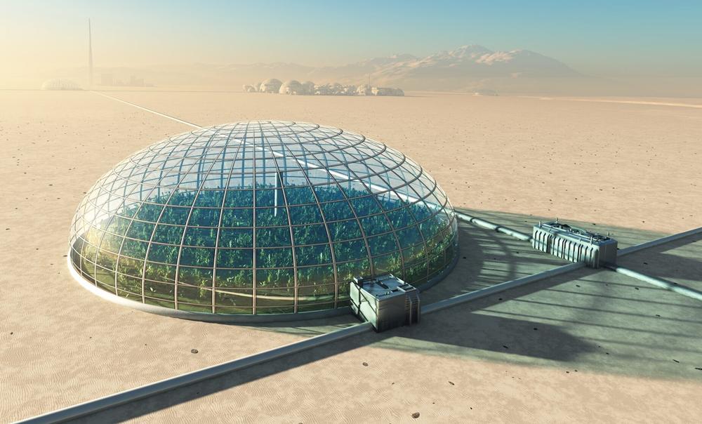 تا سال ۲۰۵۰ یک میلیون نفر ساکن مریخ خواهند شد