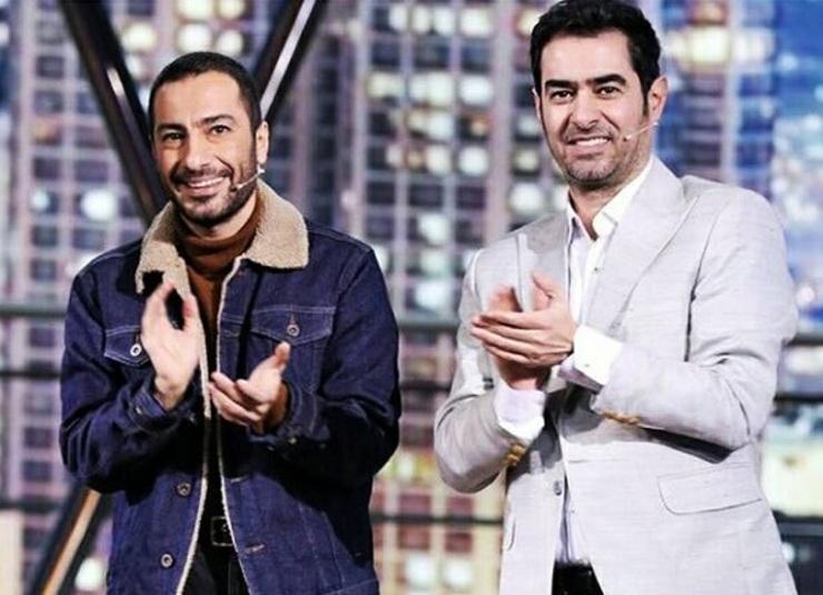 نگاهی به نخستین قسمت از برنامه «همرفیق» با اجرای شهاب حسینی و حضور نوید محمدزاده