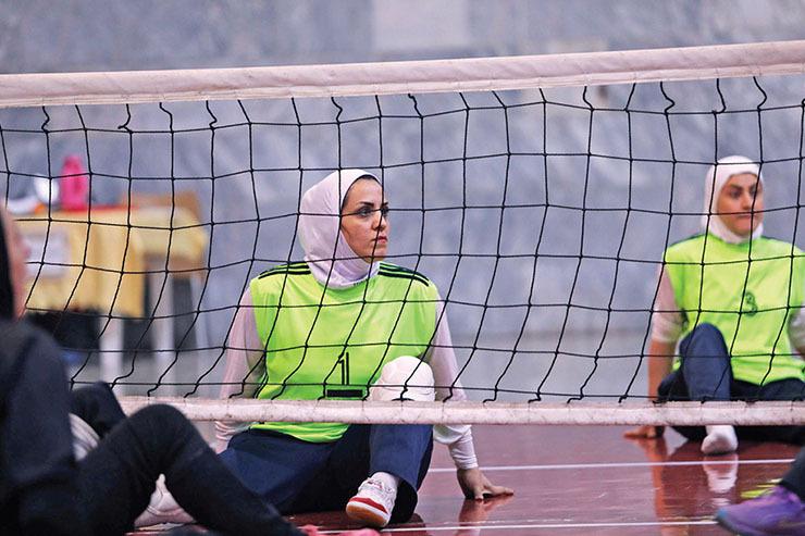 افشاگری ستاره والیبالنشسته ایران علیه رئیس هیئت اتومبیلرانی و موتورسواری خراسان رضوی