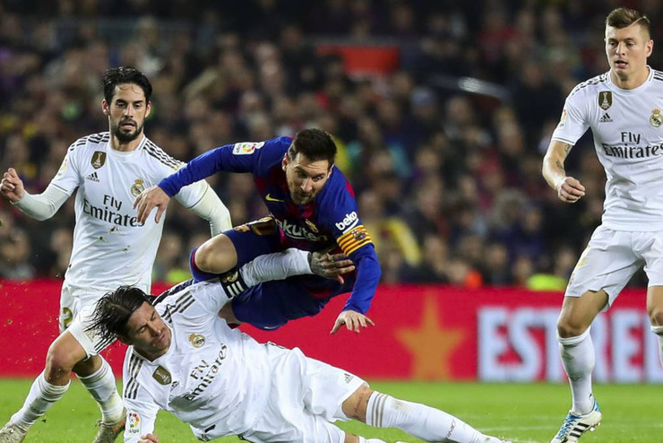 ساعت دیدار بارسلونا و رئال مادرید| حساسترین الکلاسیکوی فصل!