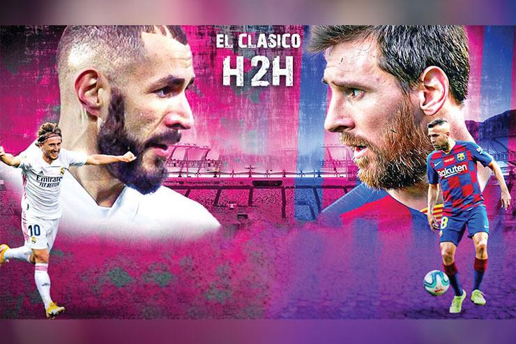 الکلاسیکو با طعم قهرمانی  تقابل مسی و کروس در دیاستفانو!