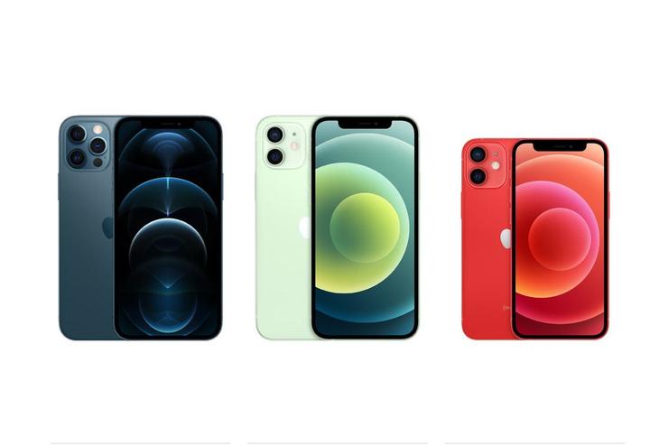آیفون ۱۲ پرفروشترین گوشی جهان در ژانویه ۲۰۲۱