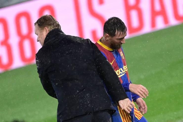 نتیجه دیدار بارسلونا و رئال مادرید+ ویدئو گلها  ثبت شکستی دیگر برای مسی و بارسا