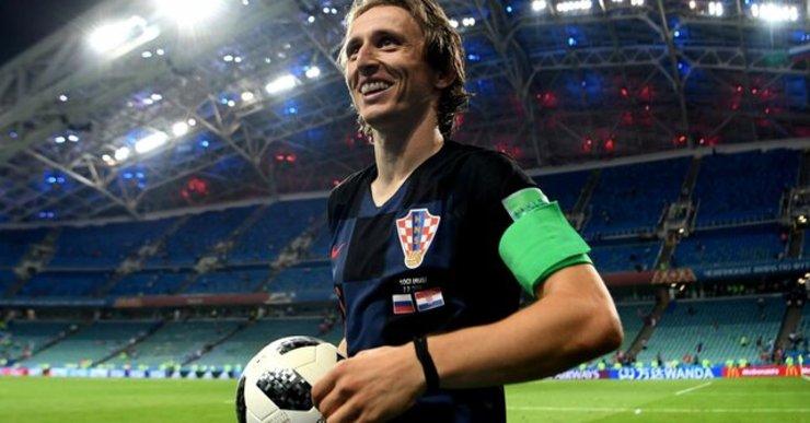 رکورد تاریخی ستاره رئال مادرید در شب پیروزی کرواسی