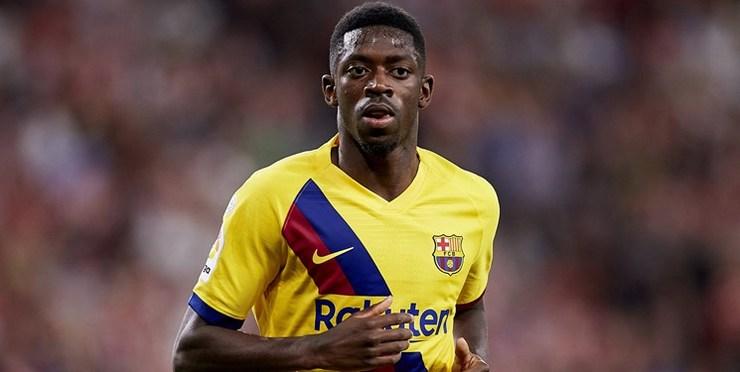 خبر بد برای هواداران بارسلونا| دمبله ماندنی شد!