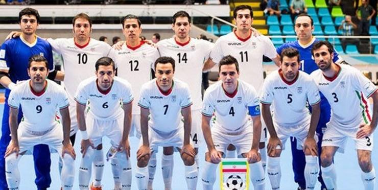 صعود تیم ملی فوتسال به جام جهانی بدون بازی