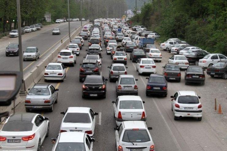 ۳۱۰ دستگاه خودرو در جادههای خراسان رضوی جریمه شدند