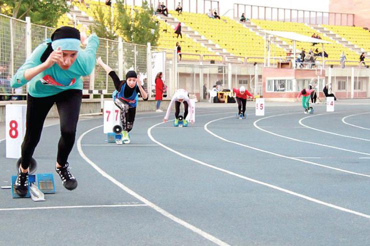 حضور ۲ بانوی مشهدی در تیم منتخب دوومیدانی ایران