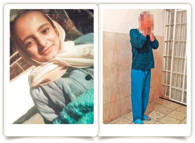 ماجرای قتل هولناک «مبینا»، دختر ۱۳ ساله جیرفتی + جزئیات و تصاویر