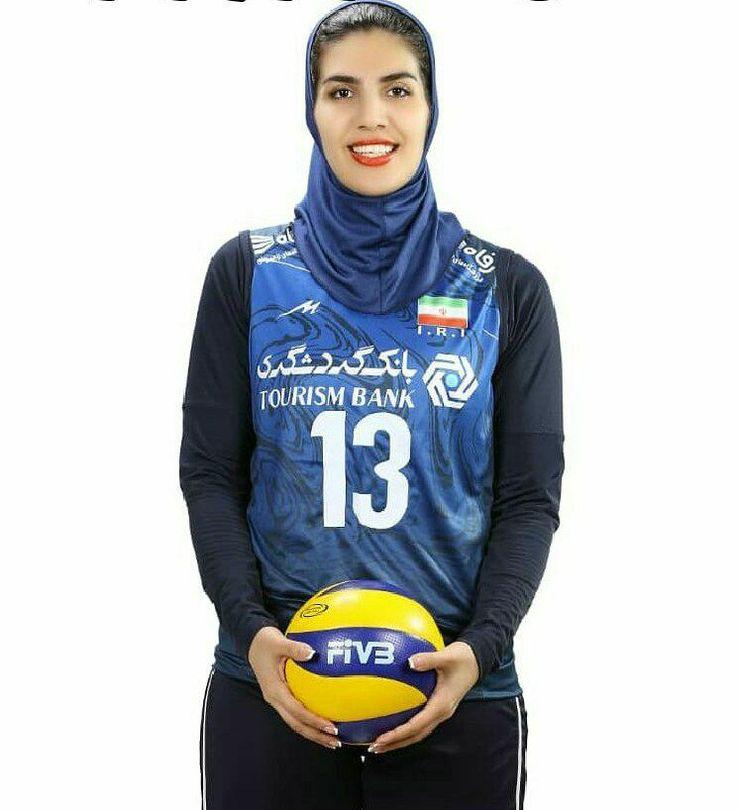 شیرتری اولین لژیونر زن والیبال ایران در پرتغال