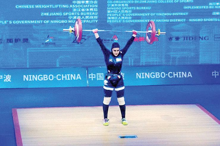 ناکامی بانوان وزنهبردار تیم ملی| خبری از مدال، سکو و سهمیه نشد