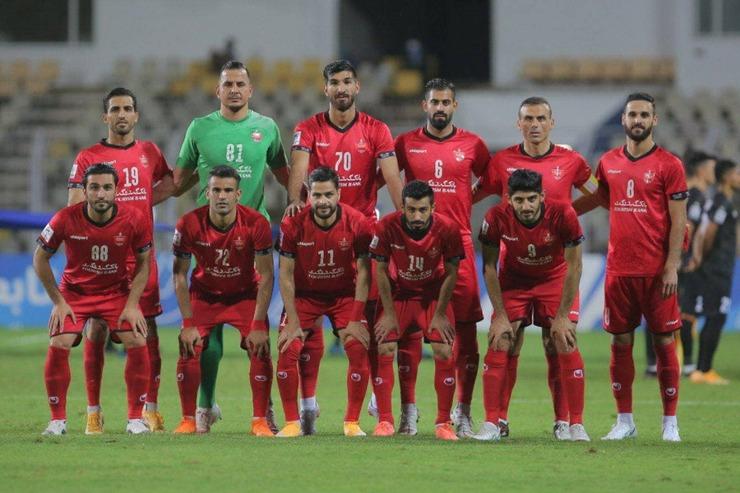 سومین باخت پرسپولیس مقابل تیم های اماراتی