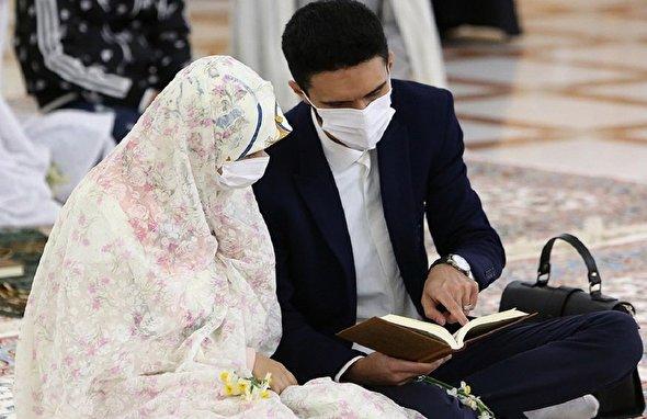 درباره بایدها و نبایدهای ازدواج   چند گام تا رفتن همسران زیر یک سقف