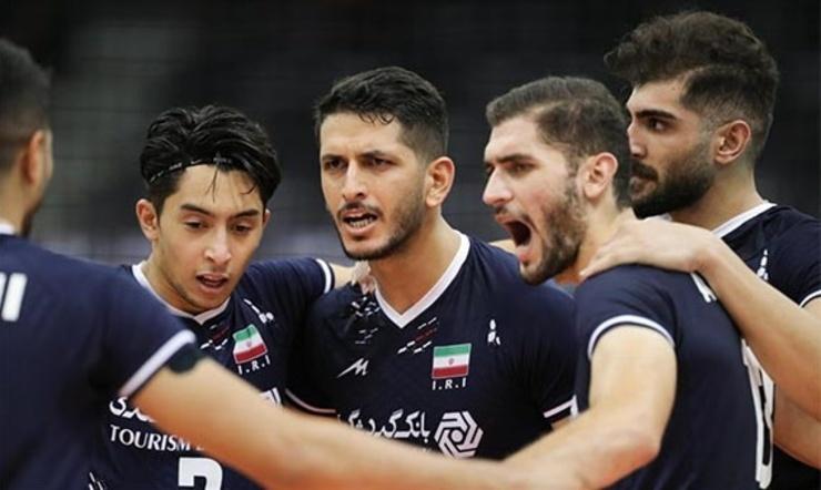 برنامه کامل دیدارهای مرحله دوم تیم ملی والیبال در قهرمانی آسیا