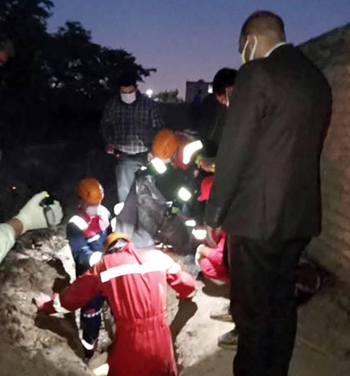 قتل زن صیغهای در توس مشهد   کشف جسد دفن شده در ویلای شخصی + عکس